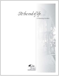 St. Philip's End of Life Planning Booklet