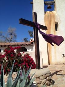 lent cross 2