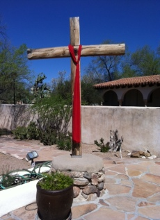 holy week cross 2