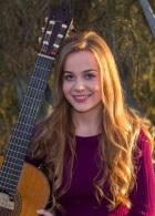 Grace Sheppard, guitar
